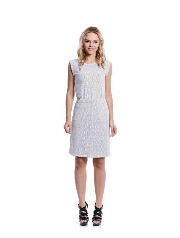 Jazz & Co Women white midi dress ( white )