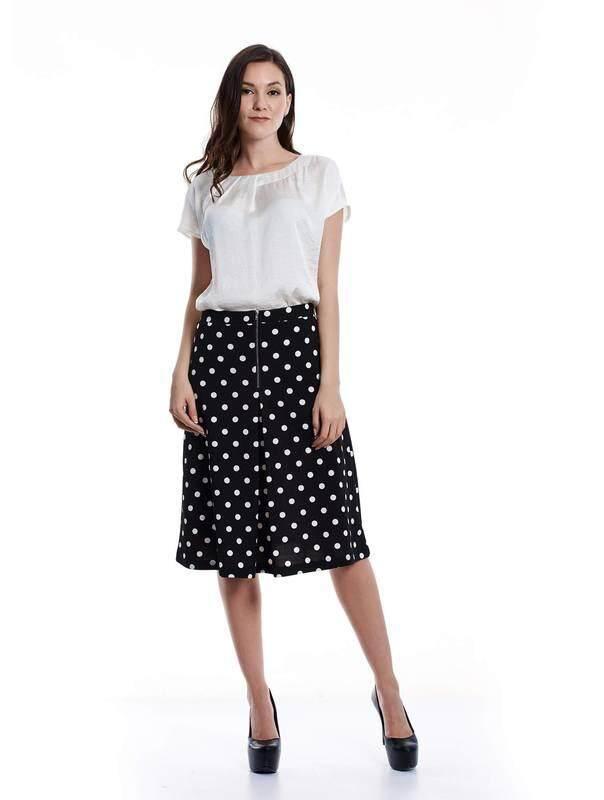Jazz & Co Women white short sleeve tops ( white )