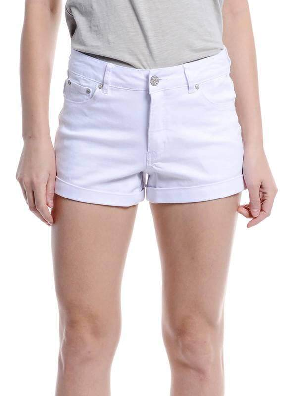 Jazz & Co Women Shorts ( White)