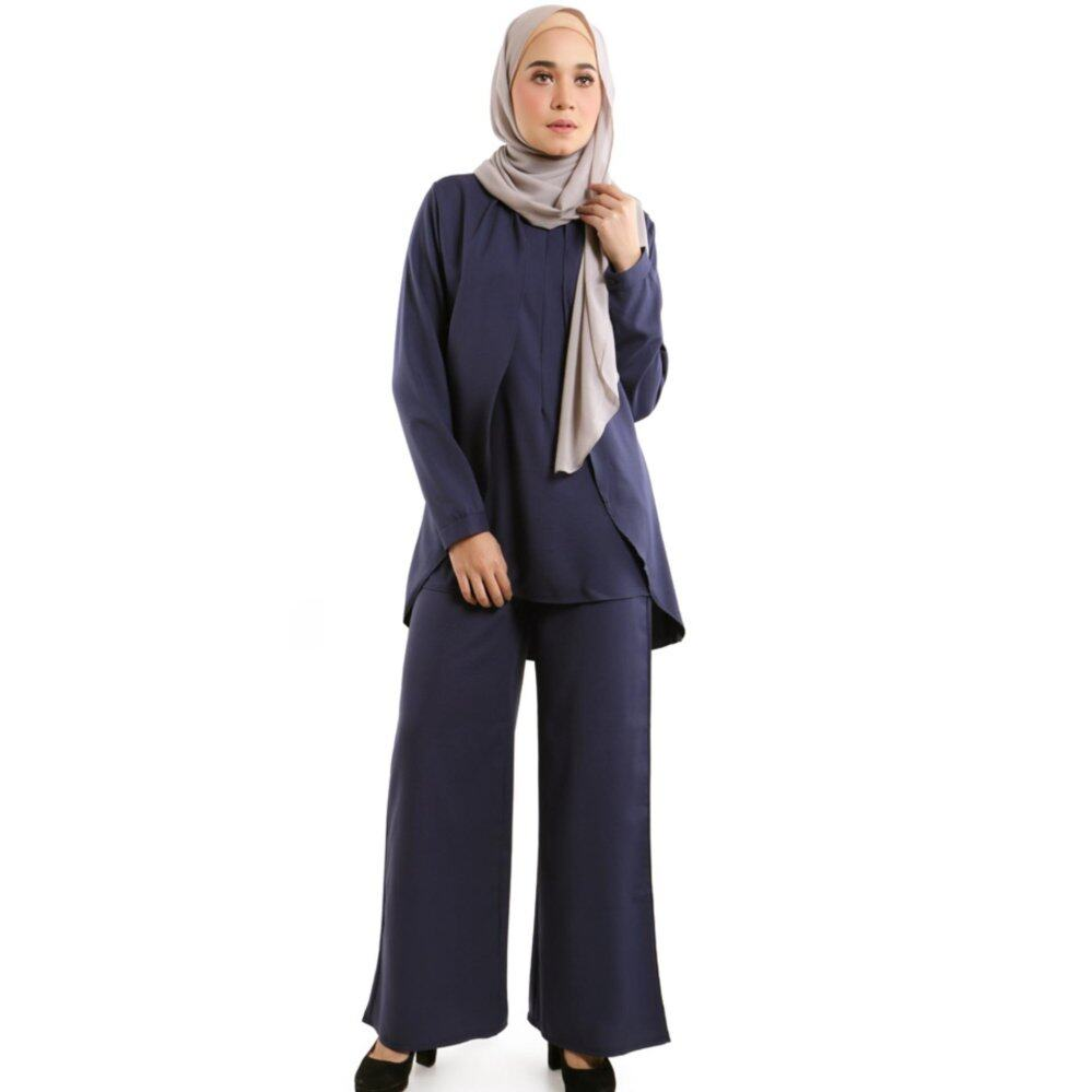 JF Fashion Wardah Suit II Blouse and Pant F391