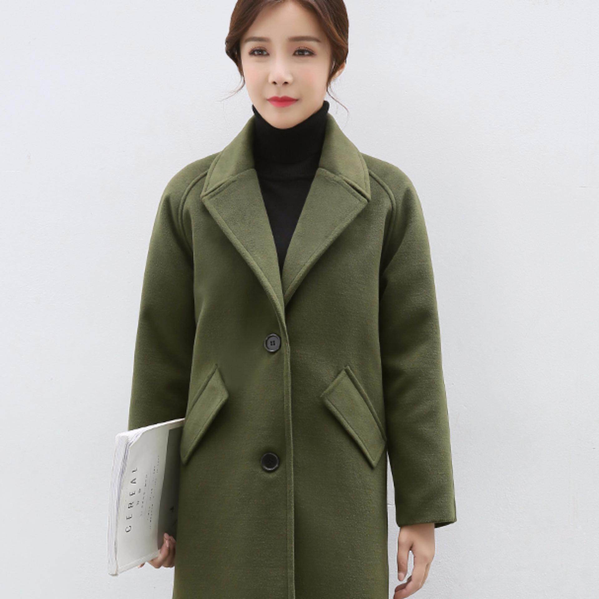 9da97e5b533 Send A Psalm Of Ireland 2017 New Db Winter Coats In Korean Long. Plus Size  Korean Winter Coat ...