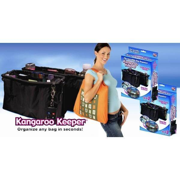Kangaroo Keeper (2pcs)