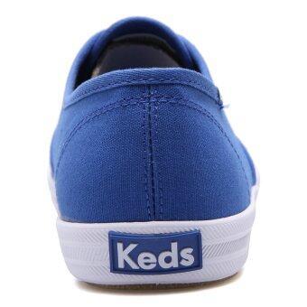 Keds CH Seasonal Solids Blue Sneaker - 4