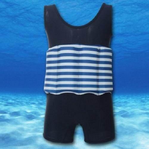 Kids SwimFloat Suit Blue  / XL