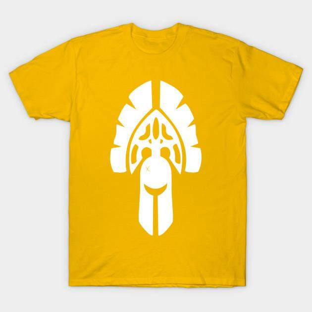 Raja 'S Quest _ Achaka Helm Kaus Pria Katun Pendek Lengan Kaus-Internasional
