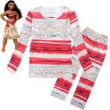 ราคา Kisnow 2 12 ปีเด็กหญิง 95 145 เซนติเมตรความสูงของร่างกายกางเกงผ้าฝ้ายนุ่มชุดนอน สี หลัก Pic นานาชาติ