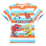 ขาย Kisnow 3 12 Years Old Boys 105 145Cm Body Height Cotton T Shirts Color As Main Pic Kisnow ถูก