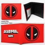 ขาย ซื้อ ออนไลน์ Kisnow European Fashion Wallets Color Deadpool