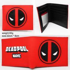 ราคา Kisnow European Fashion Wallets Color Deadpool Kisnow ออนไลน์