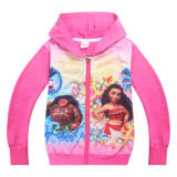 ขาย Kisnow G*rl S 2 12 Years Old 95 145Cm Body Height Cotton Tops Sweater Hoodies Color Red ถูก จีน
