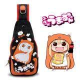Kisnow Japan High Quality Retro Canvas Anime Single Shoulder Chest Crossbody Bags Color As Main Pic ใน จีน