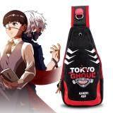 ซื้อ Kisnow Japan High Quality Retro Canvas Anime Single Shoulder Chest Crossbody Bags Color As Main Pic ใหม่ล่าสุด