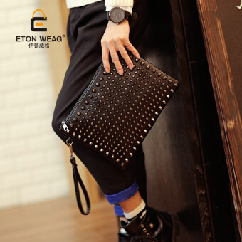Harga Korean-style men's New style clutch bag