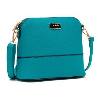 LA POLO LA 20164 Cross Body Bag (LIGHT BLUE)