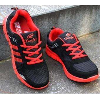 Fitur Rafisha Sepatu Jogging Yzy  red  Dan Harga Terbaru - Info ... e25dadb866