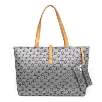 leegoal Womens Nylon Tote Bag Shoulder Handbag With Zipper For ...