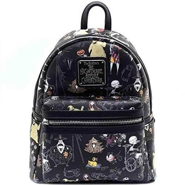 Loungefly X Nightmare Before Christmas Character Mini Backpack - intl