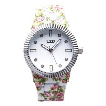LZD 3033G-481-S Watch (White)