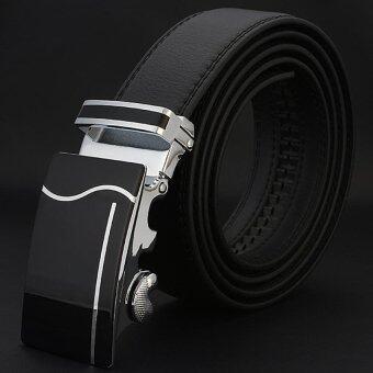 Men Belt Business 2016 Luxury New Designer Automatic Buckle Leather