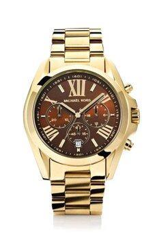 Michael Kors MK5502 Bradshaw Unisex Chronograph Watch
