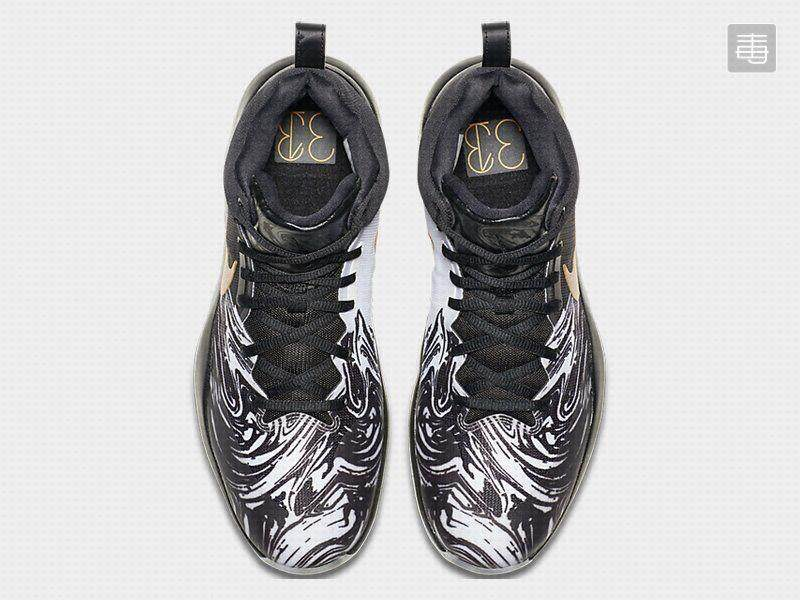 Mid Top Sport Shoes Black Official website Men's Baskeball Shoe HyperRev_2017 Original Sneakers Comfortable 100% Brand Fashion(40-45) - intl