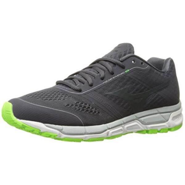 Mizuno Pria SYNCHRO MX-M Sepatu Silang-Latihan, Periskop/Gelap Shadow/Hijau Gecko, 7.5 D Kami-Internasional
