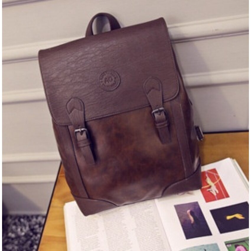 MU Zhu Yawen, With The Same Paragraph, Backpack, North Canton, Zhaoxiaoliang, Men, , Bags, Retro, Backpack, Male, Collegepackage - intl