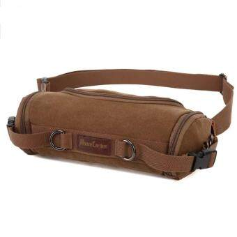 Multifunction Men Tactical Military Outdoor Pouch Sport Leg Thigh Bag Canvas Fanny Pack Purse for Travel Hiking Riding