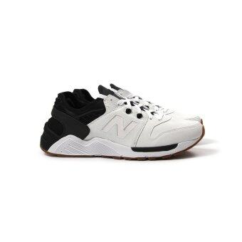 Detail Gambar New Balance ML009UTW Men Lifestyle Shoes (White   Black)  Terbaru fad0dae972