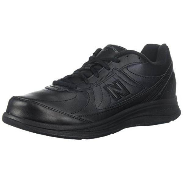 New Balance New Balance Mens MW577 Black Walking Shoe - 9.5 4E US - intl