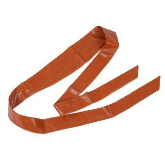 ... Girls Graceful Bowknot Elastic Lovely Belt With Buckle Waistband Intl Page 4 New PU Leather Womens