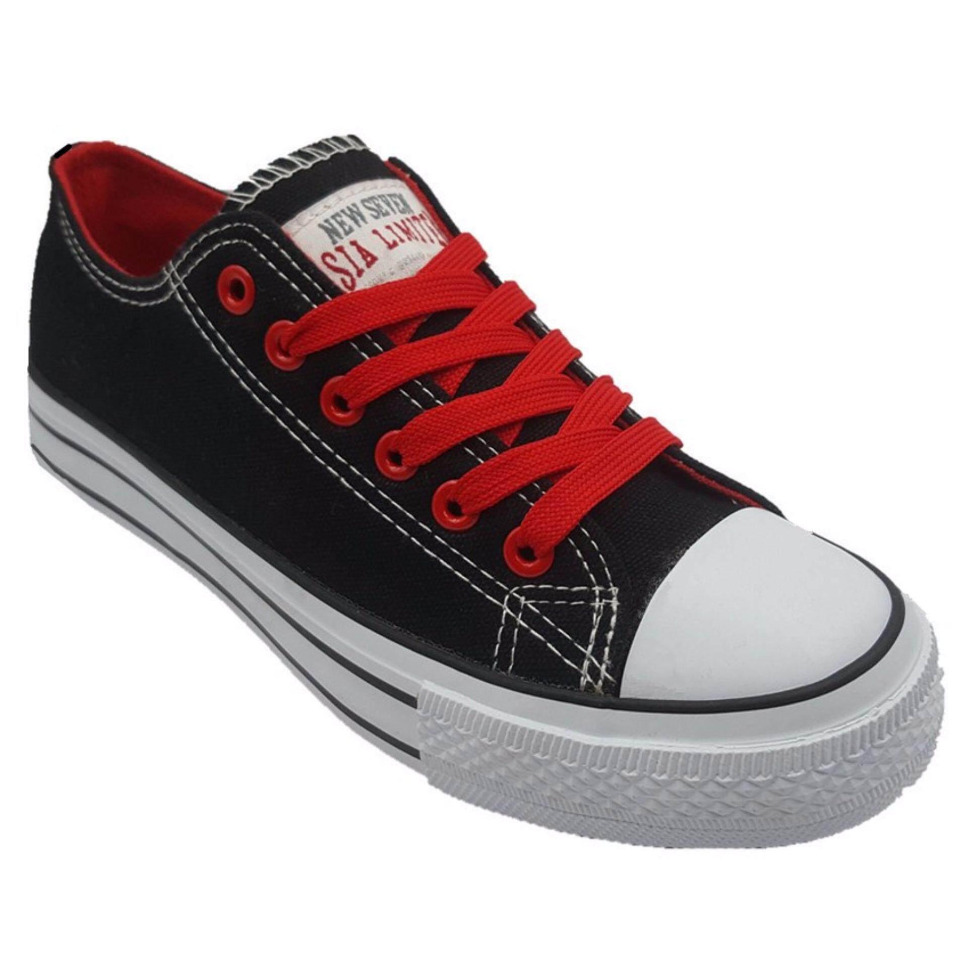New Seven Lo Cut Canvas Shoes