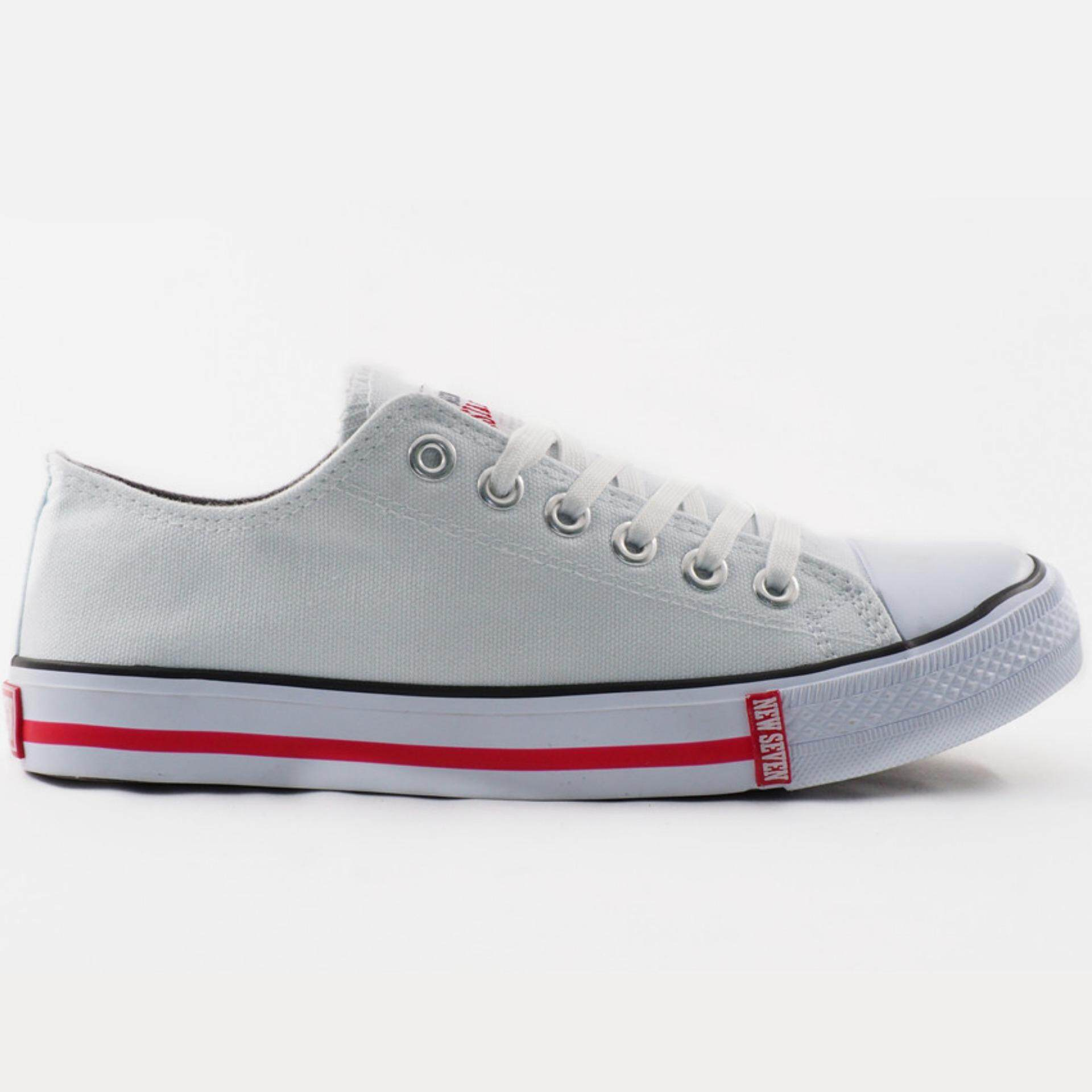New Seven School Shoes White - WR268