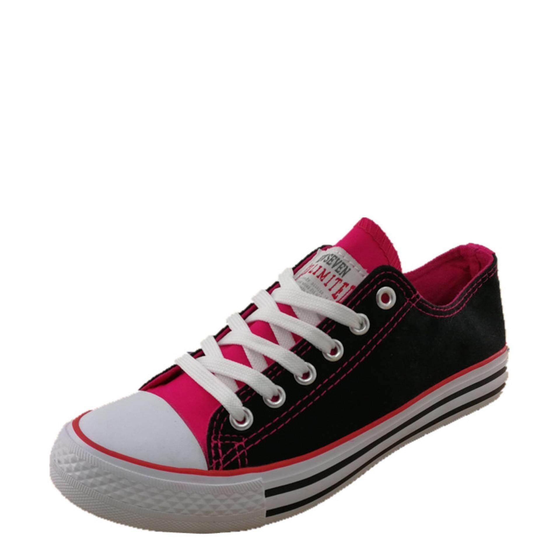 New Seven Canvas Shoes Women