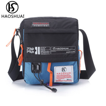 New style lightweight man bag outdoor casual sports waterproof Oxford nylon men's shoulder messenger bag handbag