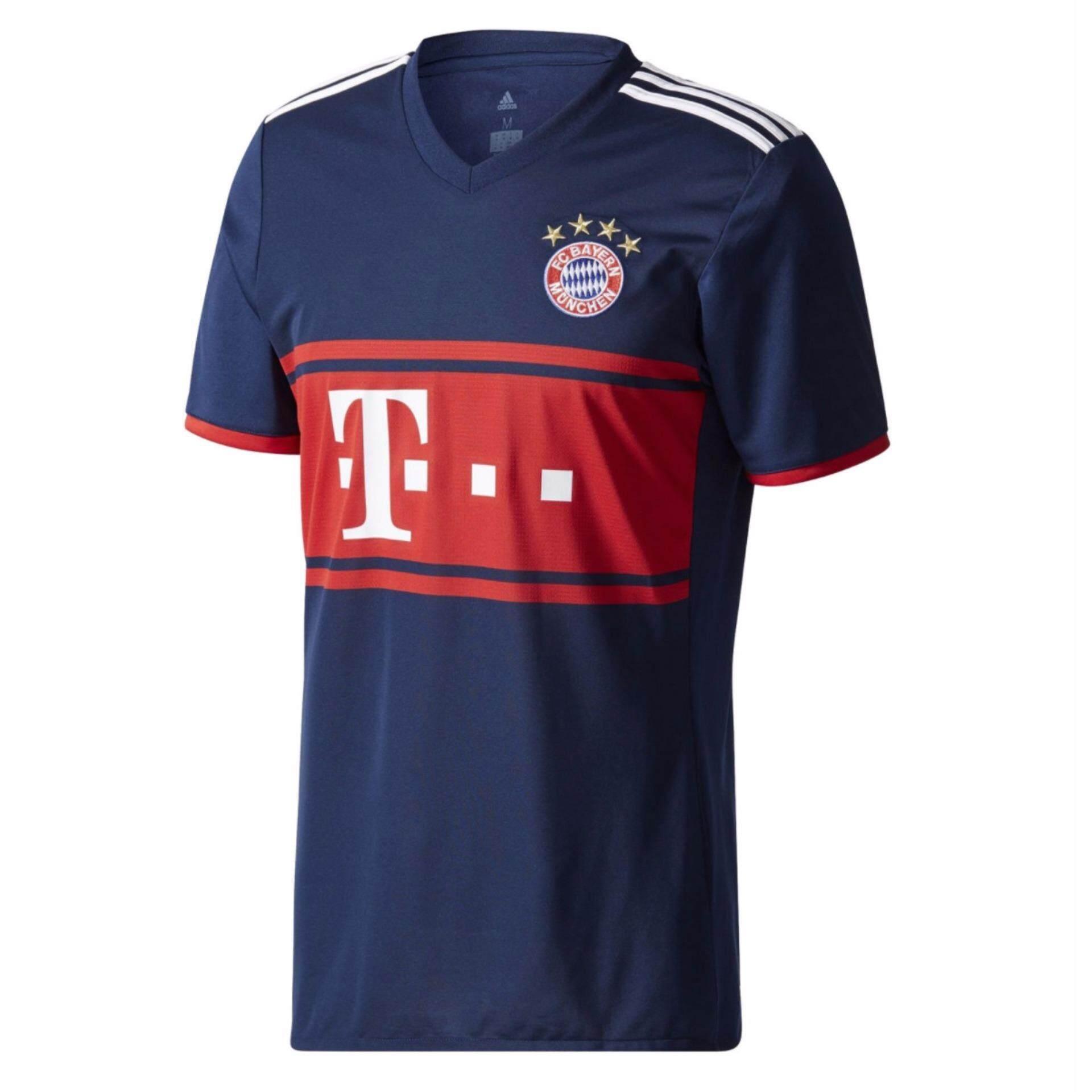 Diskon Newest Soccer Bayern Munichfc Away Jersey 2017 2018 Intl