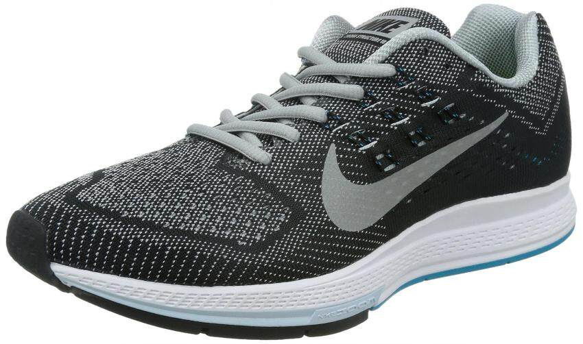 Nike Air Zoom Structure 18 Mens Running Shoes 683731-002 Size 10 D(M) US Men D (Standard Width) Black/Wolf Grey - intl