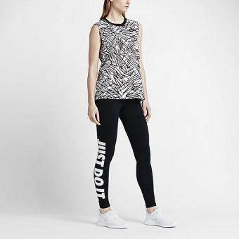Harga NIKE LEG-A-SEE JUST DO IT Women TIGHTS BLACK 726086-010 S-XL