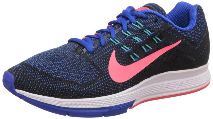 Nike Men's Air Zoom Structure 18 Hypr Cblt/Hypr Pnch/Blk/Hupr J Running Shoe 11 Men US - intl