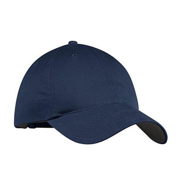 NIKE Nike Classic Soft Crown Mid-Profile Adjustable Baseball Cap Dad Hat -  Navy - intl Philippines d7629e08170