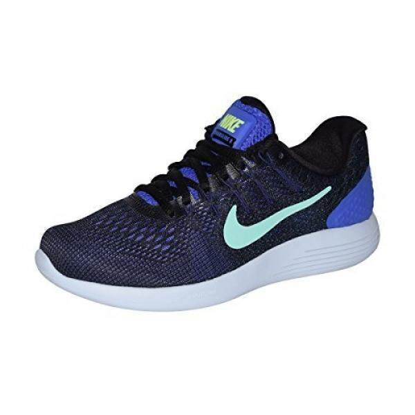 NIKE Nike Womens Lunarglide 8 Running Shoe (Persian Violet/Green Glow, 6.5 B(M) US) - intl