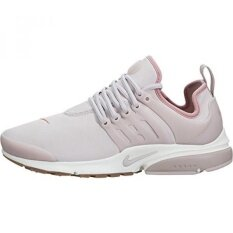 nike girls basketball shoes. nike womens wmns air presto prm, sild red/silt red-red stardust, 6 us girls basketball shoes