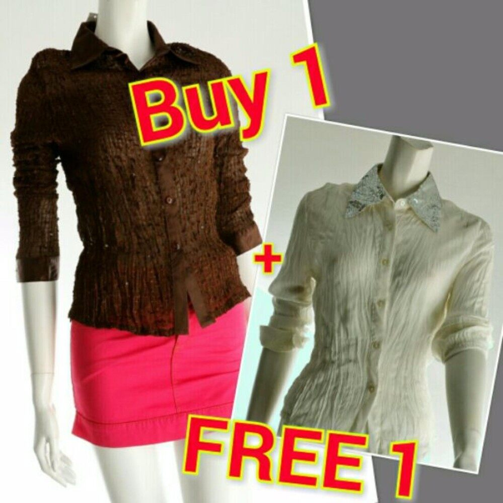 office wear ladies blouse~Hassle Free