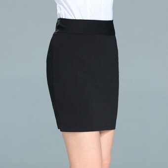 Harga Ol career skirt one-step skirt