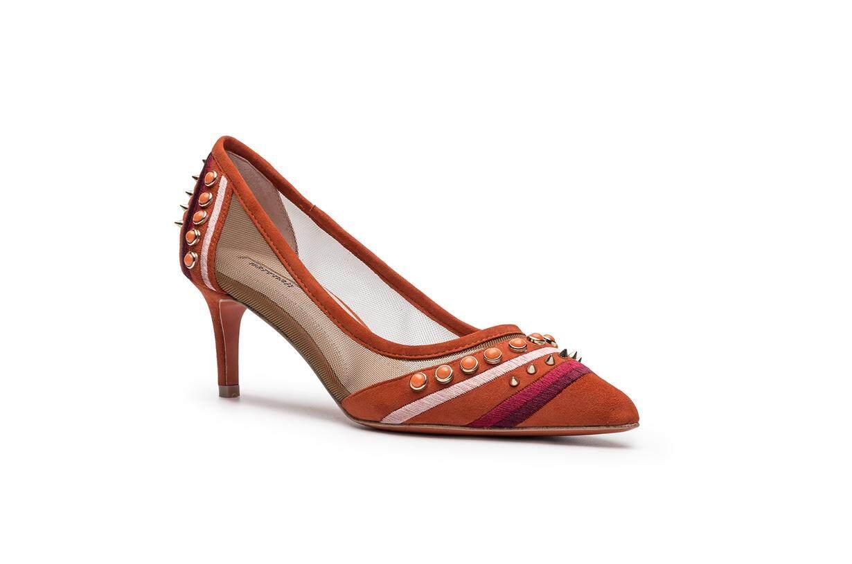 Qdz Shoppe New Arrival Musi White Nokha Sneakers Women Putih 39 Orange High Heeled Jacobs Rivet