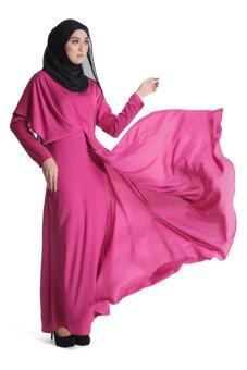 OWL BY NORA DANISH™ Isabella Dress-Fucshia