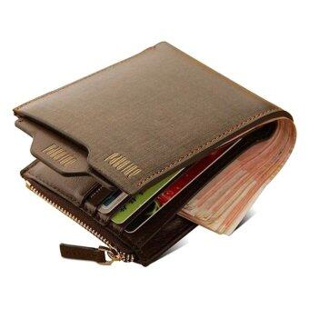 Pabojoe Premium Men Wallet Genuine Leather Wallet