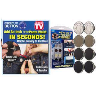 Harga Perfect Fit Button - Button Extender Add An Inch To Any Pants/JeansWaist In Seconds