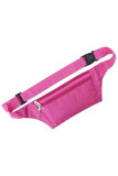 (RAYA 2019) Practical Waterproof Multi-functional Outdoor Sport Waist Bag (Pink)