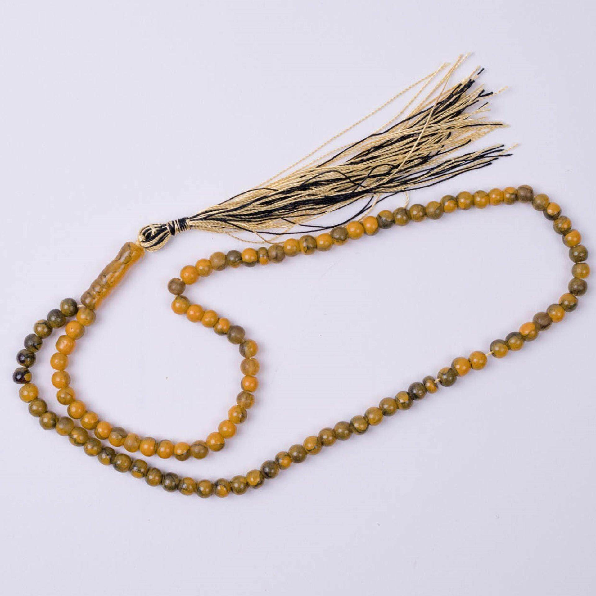 Tasbih with Gift Box (GOLD)